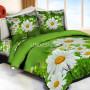 КПБ Полисатин 2 спальный (европростыня)